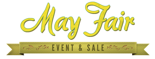 May Fair Event Sale