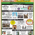 The official poster for the 2015 St. Croix County Fair.